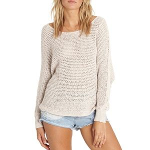 🔥🔥BILLABONG - LOOSE KNIT SWEATER🔥🔥